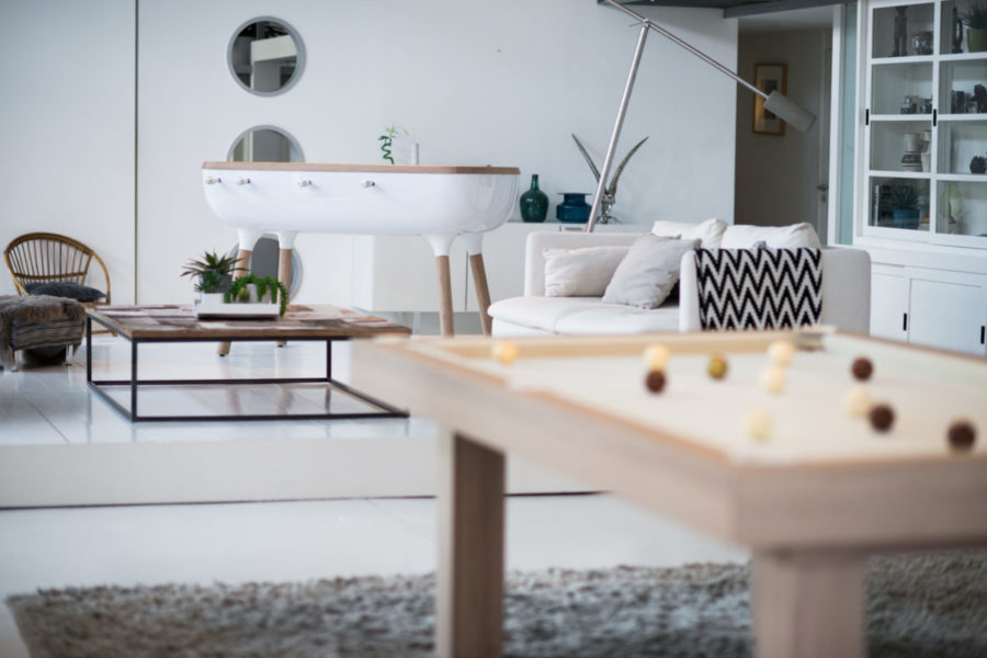 Foosball design - The Pure - Toulet