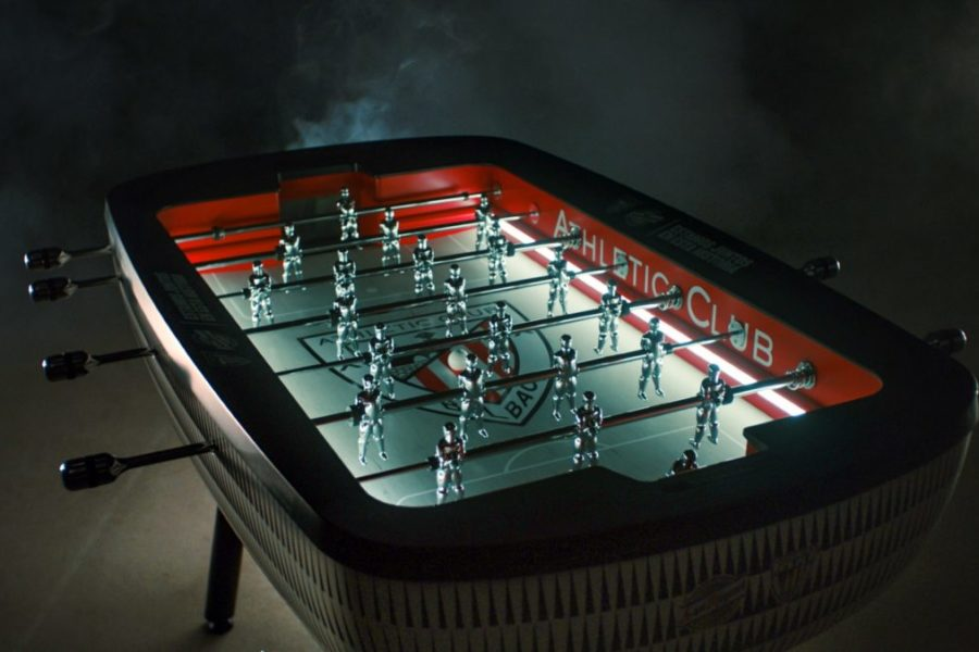 Design foosball table corporate - The Pure - Debuchy By Toulet