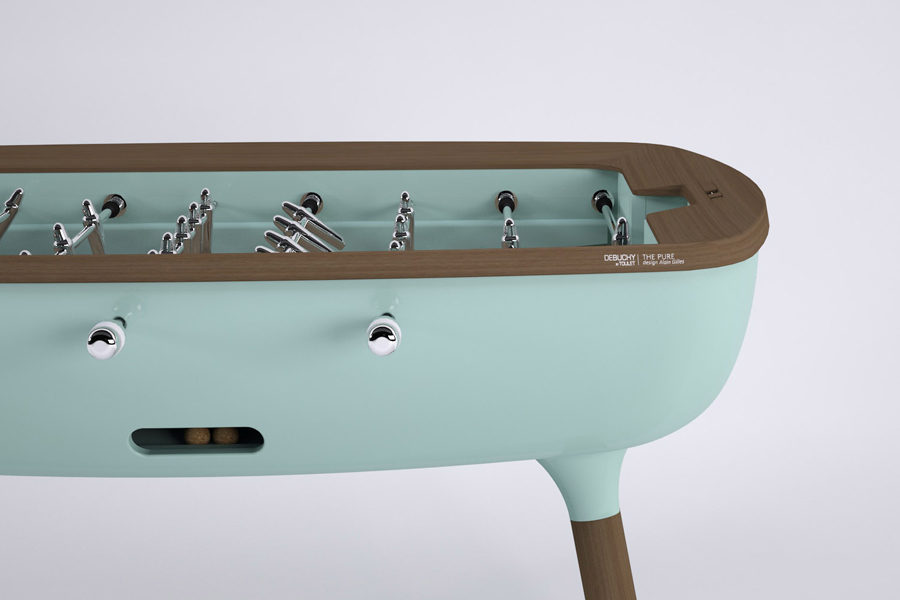 Mint foosball table - The Pure - Debuchy By Toulet