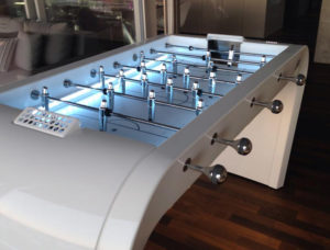 Foosball Blackball - Design - Debuchy By Toulet