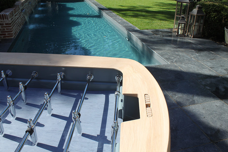 buy an outdoor foosball table, The Pure - Debuchy By Toulet