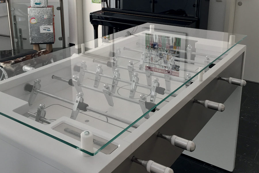 Table football top - Debuchy By Toulet