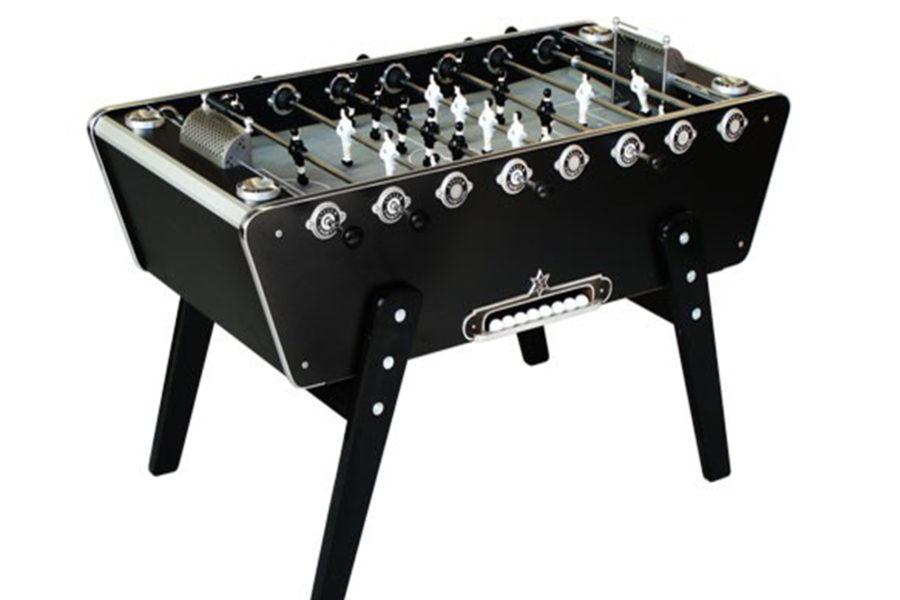 Foosball table Stella Champion collector black