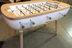 Foosball white Pure - Debuchy By Toulet