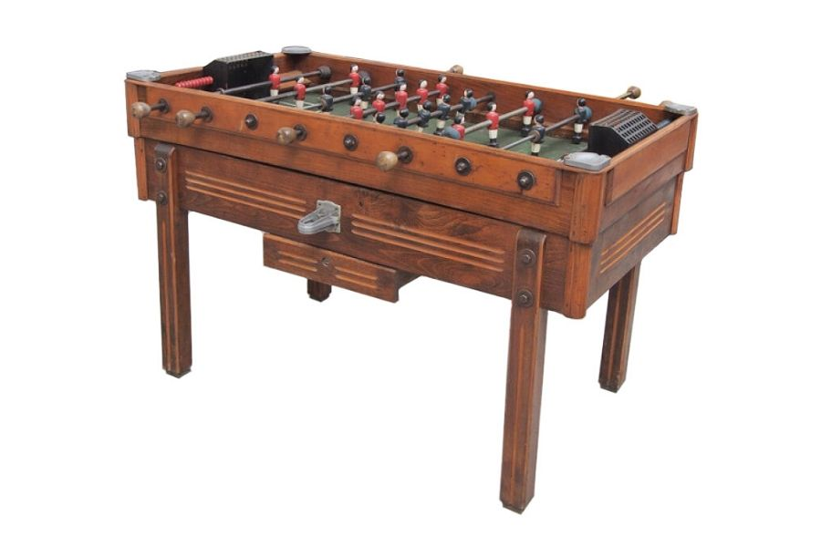 Foosball Debuchy by toulet old restored