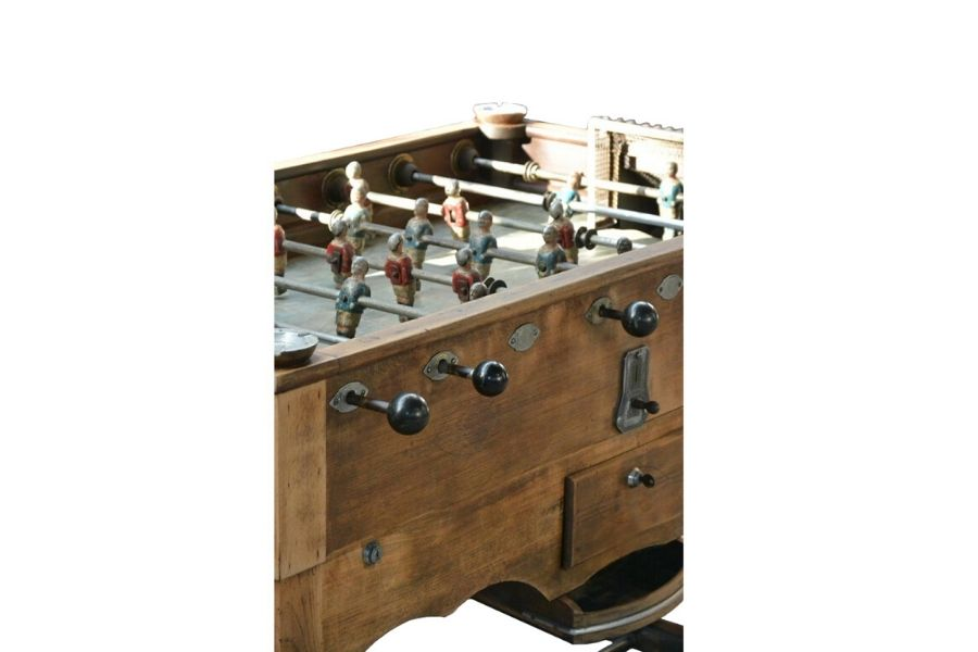 Foosball table Swinnen 1940 old Debuchy By Toulet