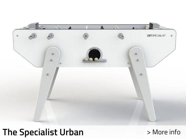Foosball Modern Specialist Urban - Debuchy by Toulet