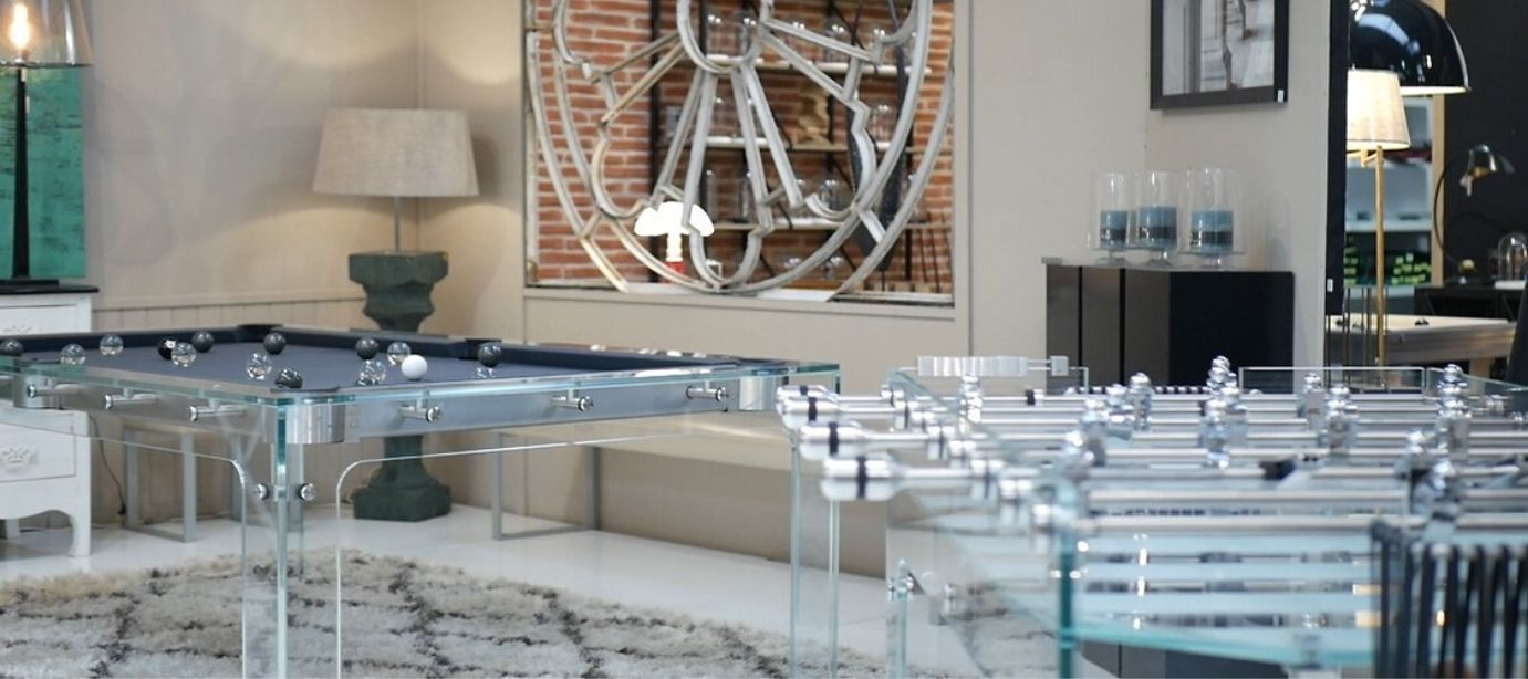 table football manufacturer - Toulet