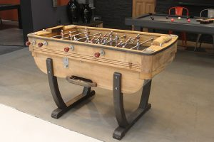 Old fashion renovated - Foosball by Toulet