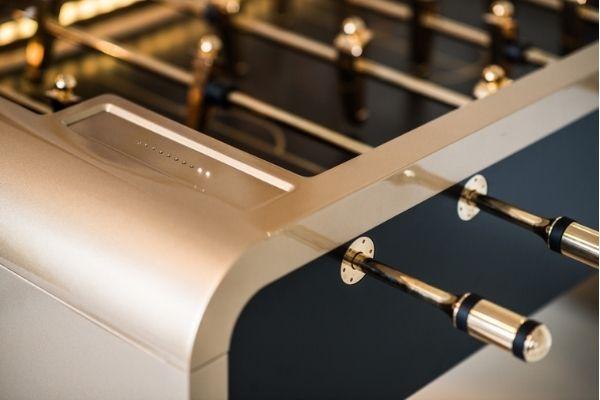 Custumization foosball luxury T22 Gold - Toulet