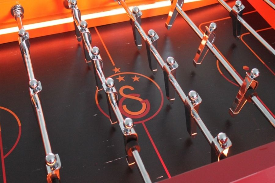 Custom football table for business - Debuchy By Toulet