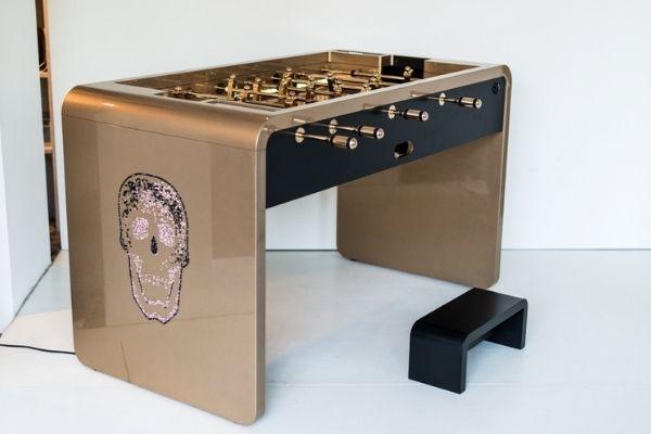 Luxury custom made Foosball table