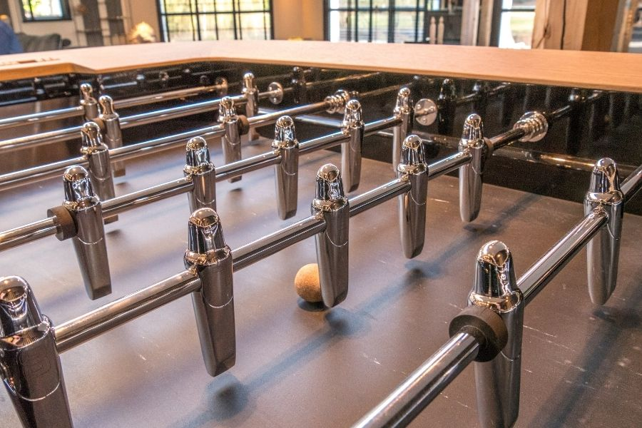 Lille - World capital of design - Zoom on The Pure foosball