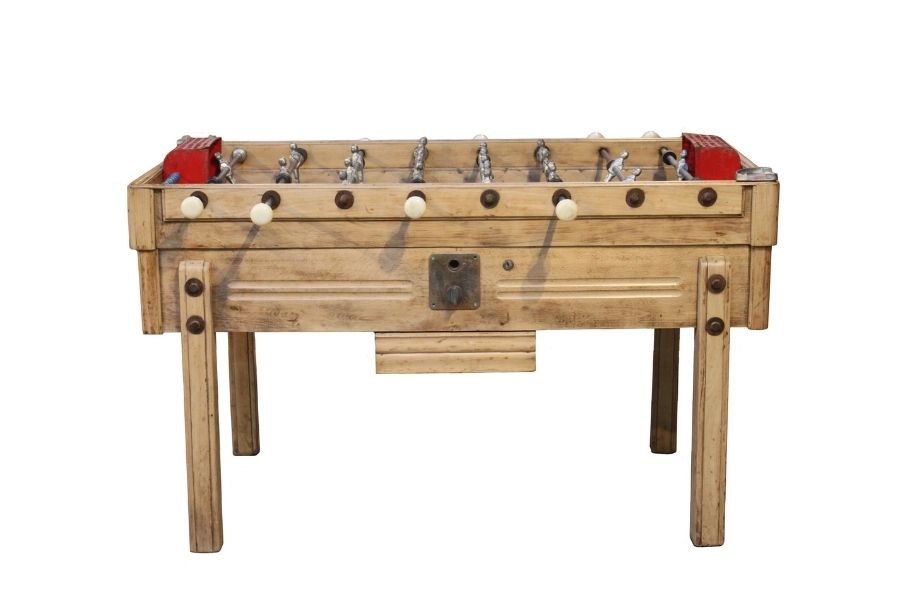 Foosball old restored Debuchy By Toulet