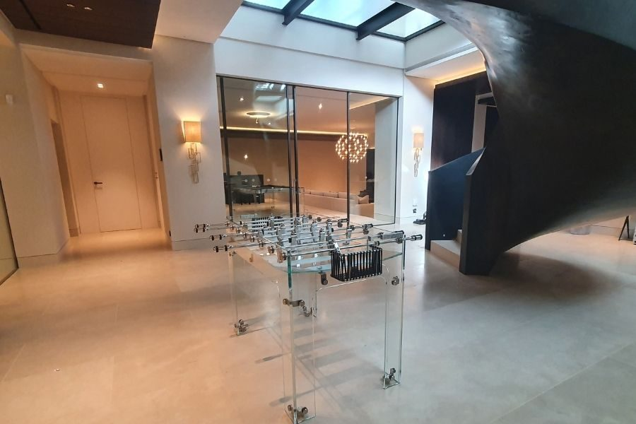 Foosball table Carat Luxury - Debuchy By Toulet