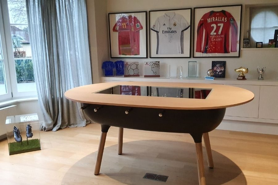 Foosball convertible table - Debuchy By Toulet