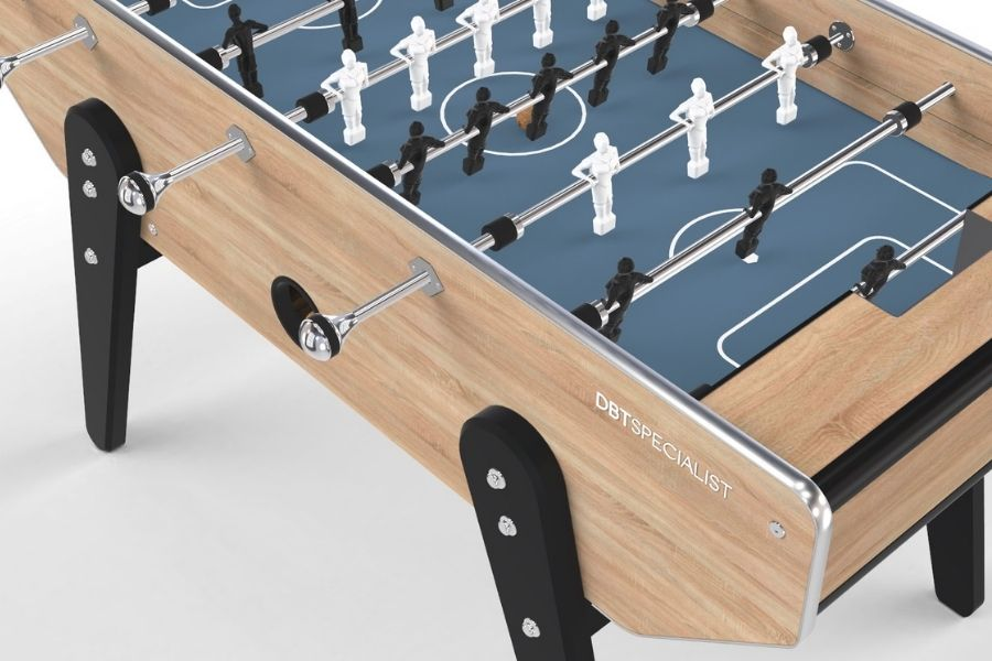 New background colors foosball table - Debuchy By Toulet