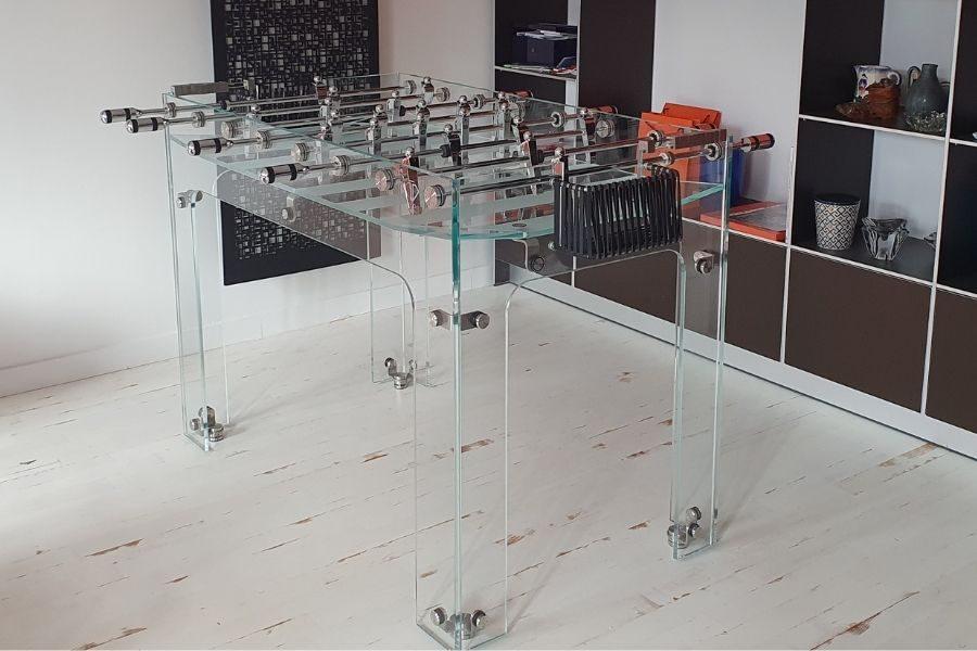 Luxury foosball table Carat - Debuchy By Toulet