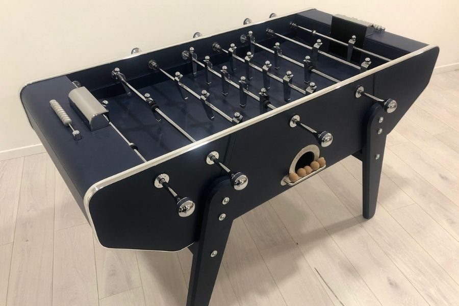 Foosball table Specialist Leather - Luxury - Debuchy By Toulet