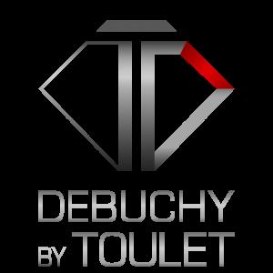 Debuchy By Toulet logo grey