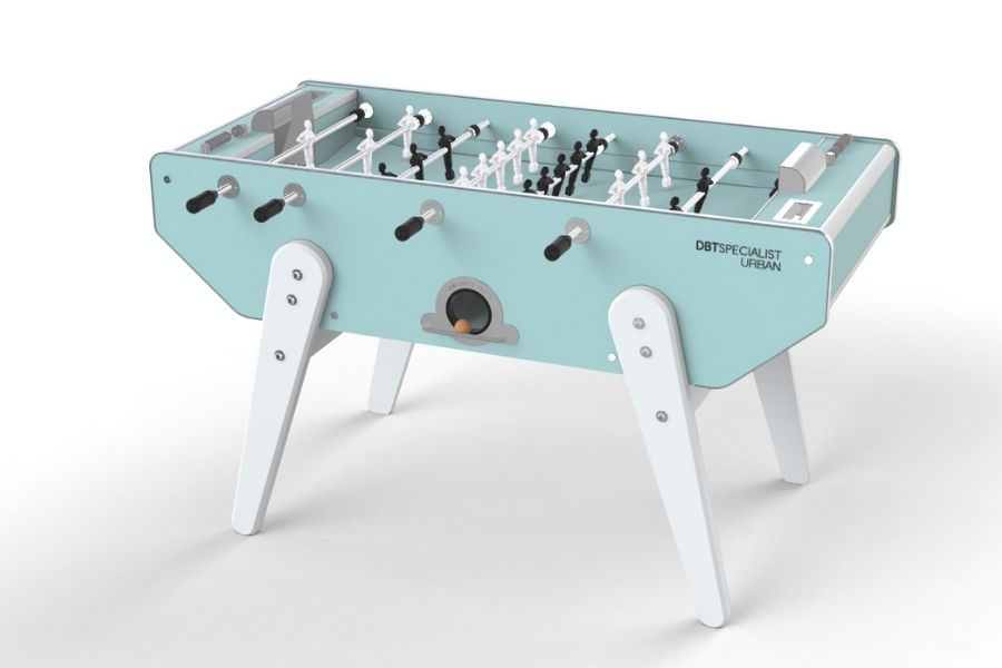 Foosball table blue - Specialist Urban - Debuchy By Toulet
