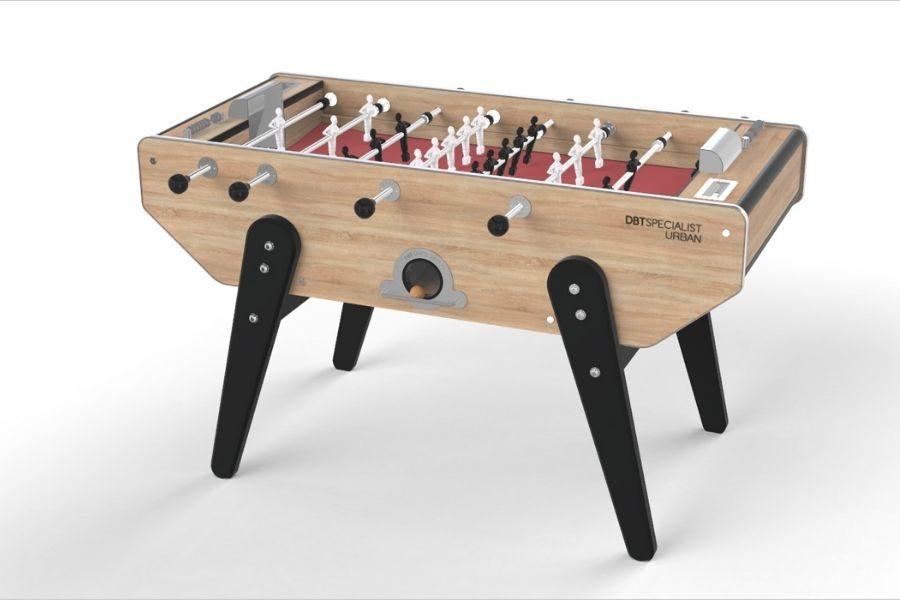 Oak foosball table Specialist Urban - Debuchy By Toulet
