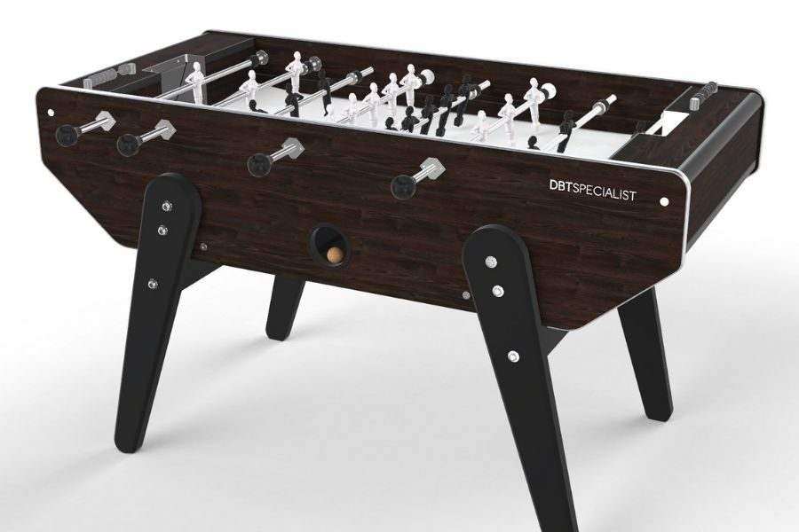 Oak foosball table classic - Specialist - Debuchy By Toulet