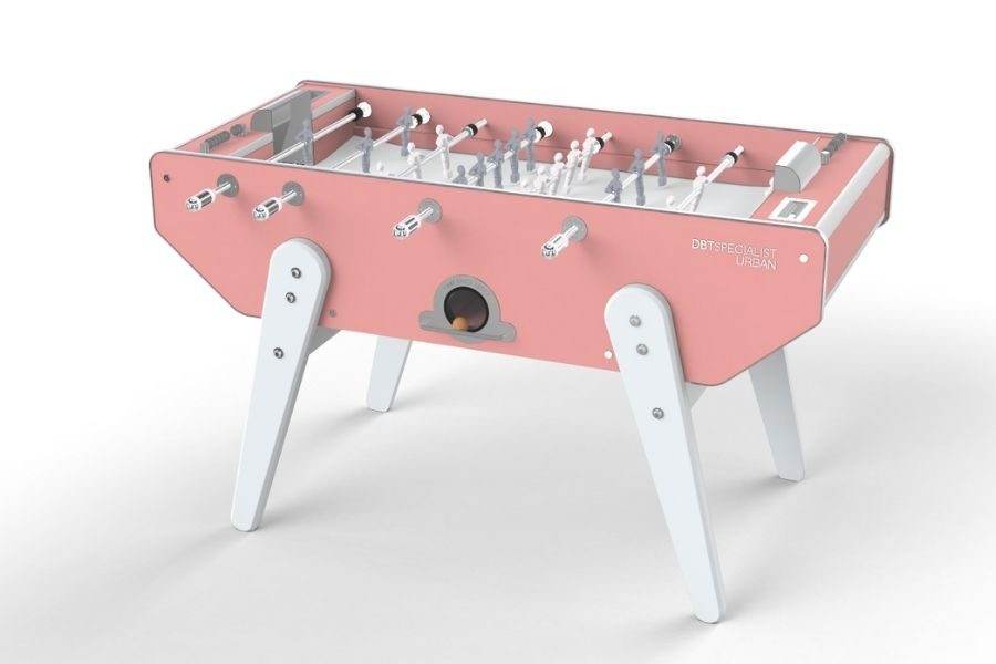 Pink foosball table Specialist Urban - Debuchy By Toulet