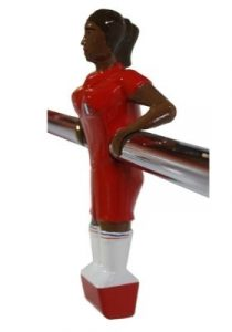 Female players - foosball Debuchy By Toulet